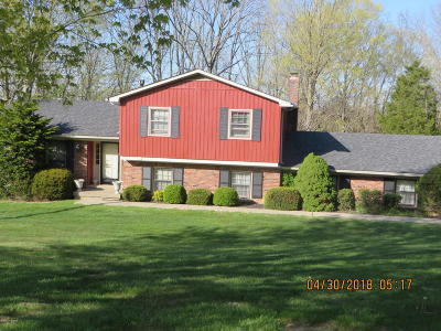 Crestwood Single Family Home For Sale: 5303 Mary Clayton Ln