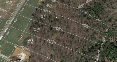 Shepherdsville Residential Lots & Land For Sale: Lot 10, 432 Solitude Way