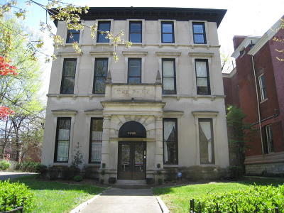 Old Louisville Condo/Townhouse For Sale: 1345 S 4th St