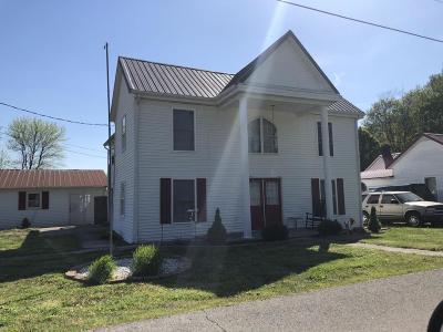 Lebanon Junction, Lebanon Junct Single Family Home For Sale: 143 Knoxville Ave