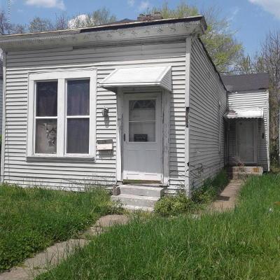 Jefferson County Single Family Home For Sale: 2815 W Muhammad Ali Blvd