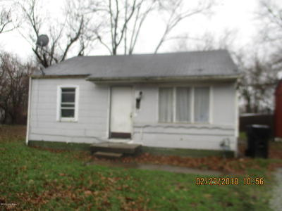 Jefferson County Single Family Home For Sale: 2022 S 40th St