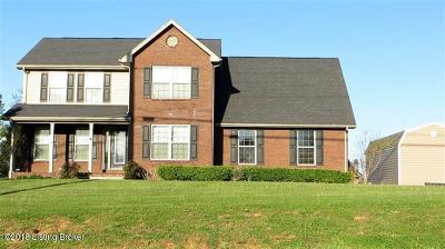 Hardin County Single Family Home For Sale: 101 Victory Lake Dr