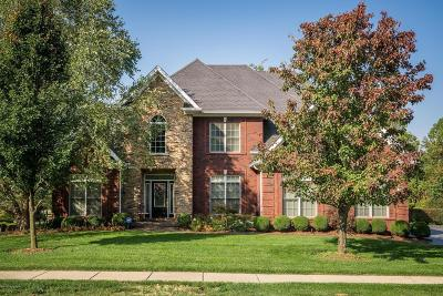 Shepherdsville Single Family Home For Sale: 651 Heritage Hill Pkwy