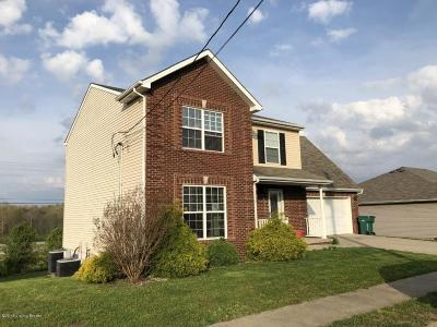 Radcliff Single Family Home For Sale: 110 Cornflower Way