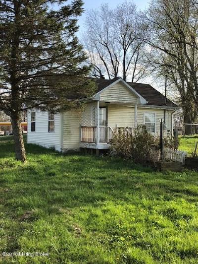 Elizabethtown Single Family Home For Sale: 5153 S Wilson Rd