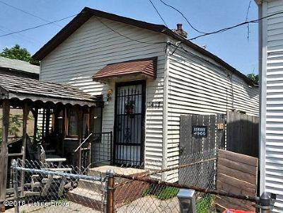 Jefferson County Single Family Home For Sale: 1417 S 8th St