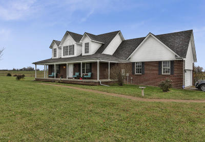 Shelby County Single Family Home For Sale: 5895 Vigo Rd