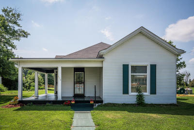 Henry County Single Family Home Active Under Contract: 239 Cardinal Dr