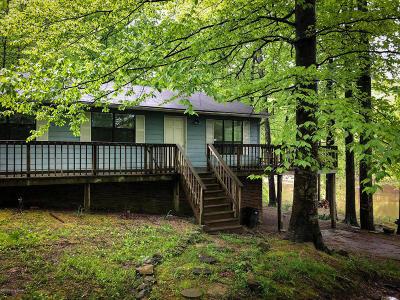 Single Family Home For Sale: 1820 Bradley Landing Ln