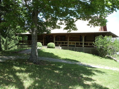 Spencer County Single Family Home For Sale: 275 Old Ashes Creek Rd