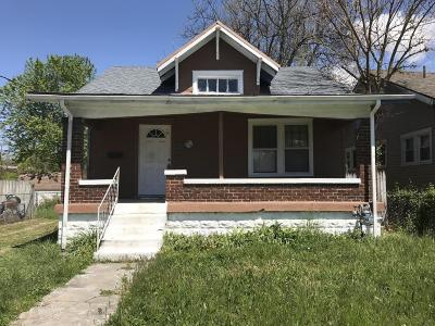 Jefferson County Single Family Home For Sale: 3407 Garland Ave