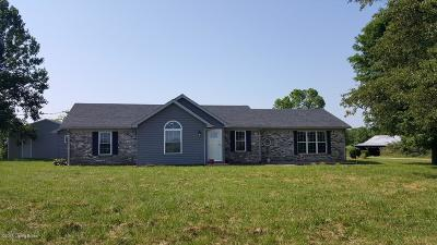 Bloomfield Single Family Home For Sale: 3255 Lawrenceburg Rd