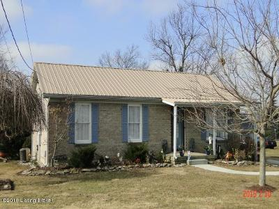 Henry County Single Family Home Active Under Contract: 235 Fairview St
