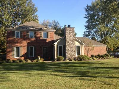 Oldham County Single Family Home For Sale: 2201 Cardinal Harbour Rd