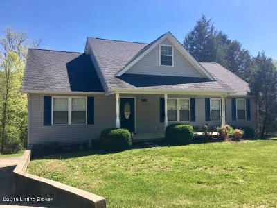 Breckinridge County Single Family Home For Sale: 1228 Lake Forest Ln