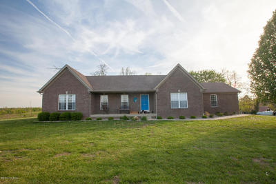 Meade County Single Family Home For Sale: 2155 Little Bend Rd