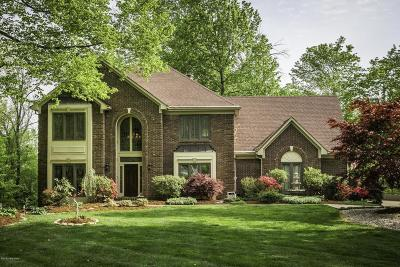 Oldham County Single Family Home For Sale: 3215 Overlook Cir