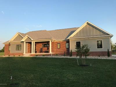 Oldham County Single Family Home For Sale: 3108 School House Ln