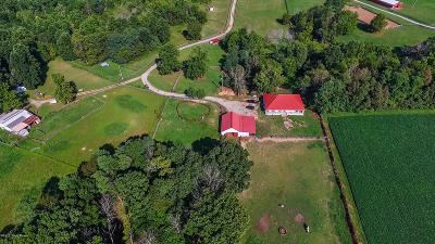 Oldham County Farm For Sale: 1518 Us Hwy 42