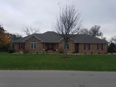Bardstown Single Family Home For Sale: 103 Burlington Ct