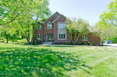 Oldham County Single Family Home For Sale: 1500 Taylor Creek Ct