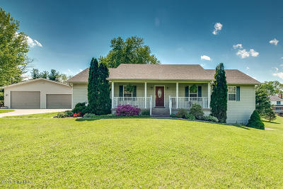 Oldham County Single Family Home For Sale: 3518 S Hwy 393