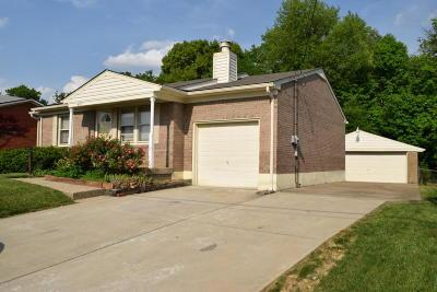 Louisville Rental For Rent: 4317 Gaudet Rd
