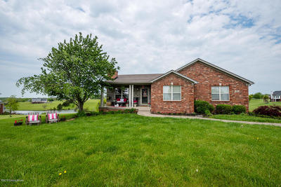 Spencer County Single Family Home Active Under Contract: 891 Rolling Trail