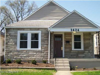 Louisville Rental For Rent: 3424 Powell Ave