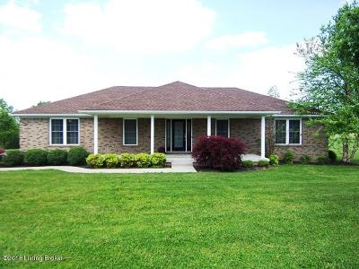 Bardstown Single Family Home For Sale: 136 Beechfork Trail