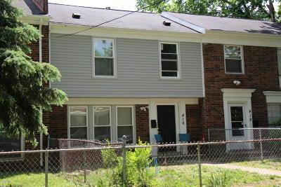 Louisville Rental For Rent: 416 W Hill St