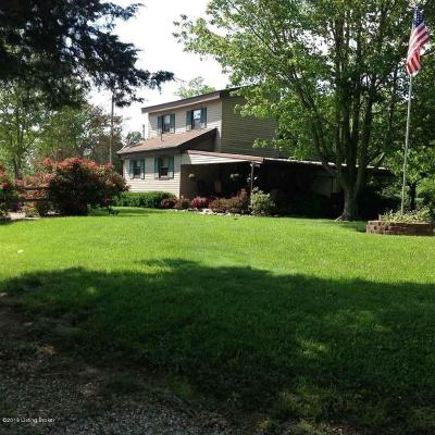 Single Family Home For Sale: 860 Thompson Hill Rd