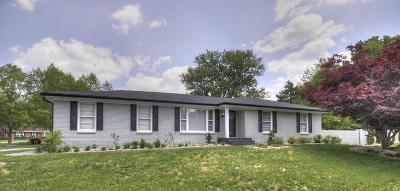 Louisville Single Family Home For Sale: 213 Kinnaird Ln
