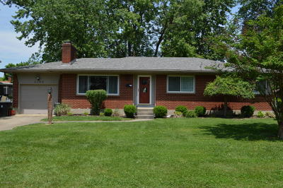 Single Family Home For Sale: 3123 Sunny Ln
