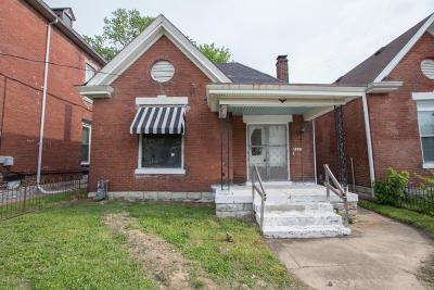 Louisville Rental For Rent: 2117 W Main St