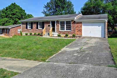 Louisville Rental For Rent: 3038 Cabinwood Dr