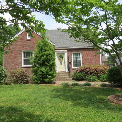 Highlands Single Family Home For Sale: 3003 Curran Rd