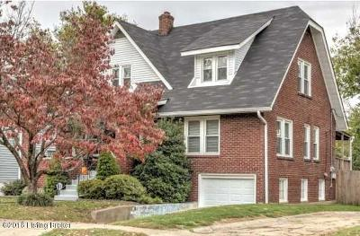 Highlands Single Family Home For Sale: 1722 Deerwood Ave