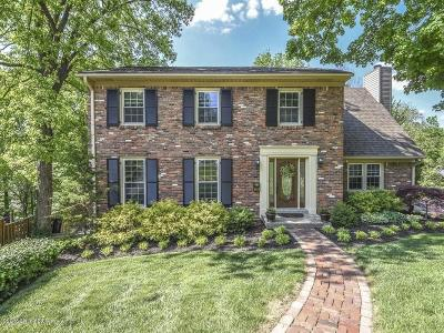Louisville Single Family Home For Sale: 2417 Ashwood Dr