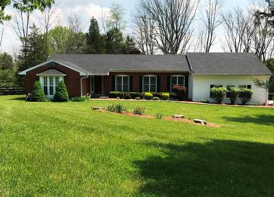Henry County Single Family Home For Sale: 939 Wooded Hills Rd