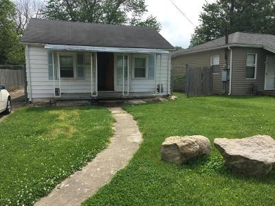 Louisville Single Family Home For Sale: 12113 E Orell Rd