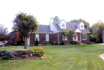 Jeffersontown Single Family Home For Sale: 2605 Antone Pkwy