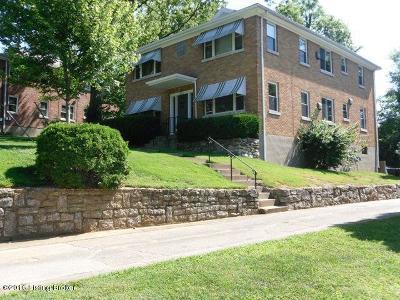 Louisville Rental For Rent: 311 Ridgedale Rd #3