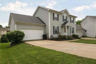 Jeffersontown Single Family Home For Sale: 8708 Lambach Ln