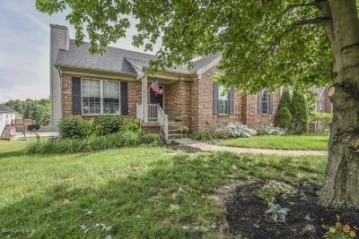 Shelby County Single Family Home Active Under Contract: 23 North Country Dr
