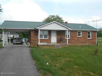 Breckinridge County Single Family Home For Sale: 3855 S Hwy. 259