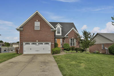 Shelbyville Single Family Home For Sale: 3103 Pheasant Ct