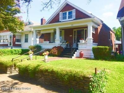 Jefferson County Single Family Home For Sale: 2516 Hale Ave