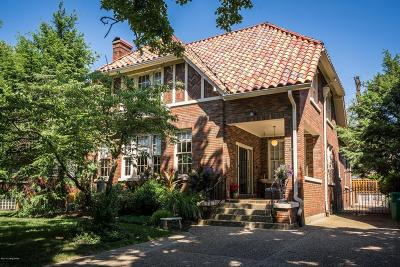 Louisville Single Family Home For Sale: 2219 Lowell Ave